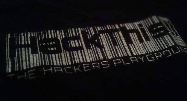 HackThis!! t-shirt